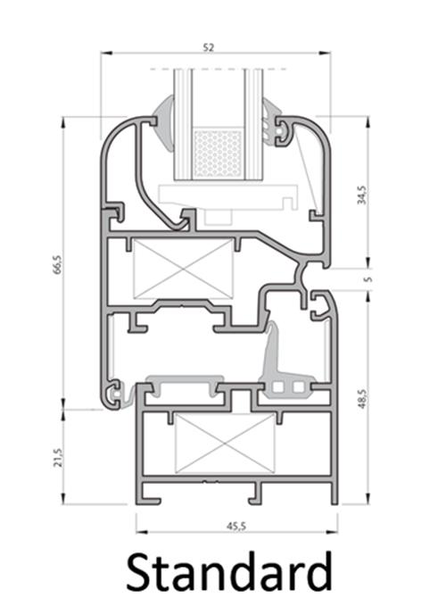 vetral roma immagine profilo sezione standard