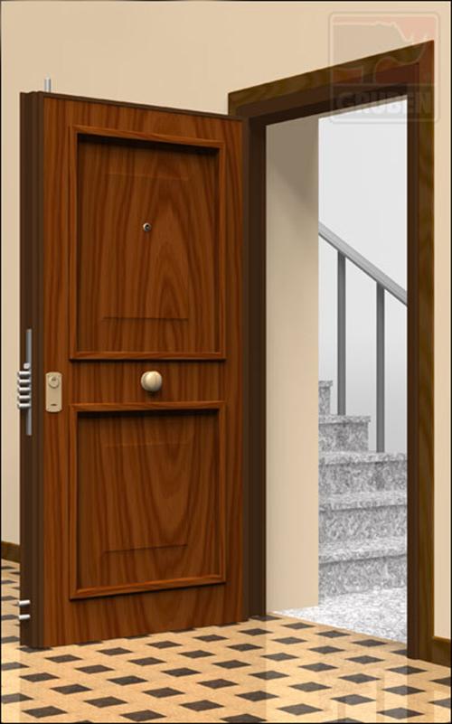 vetral roma immagine porta con pannello