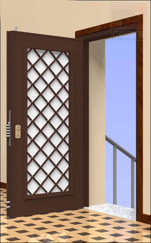 vetral roma immagine porta con vetro