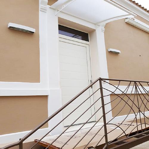 vetral roma immagine porta ingresso pvc