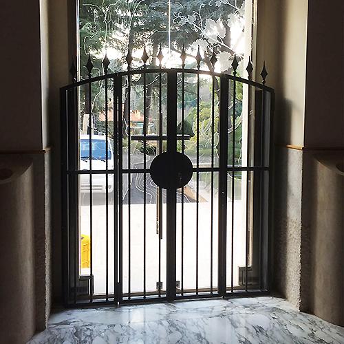 vetral roma immagine cancelli