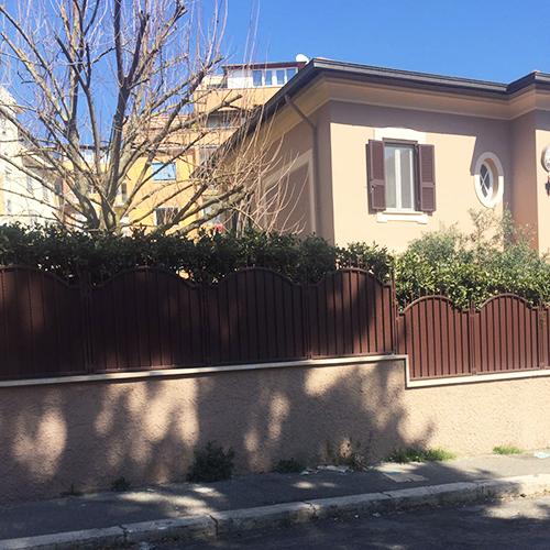 vetral roma immagine recinzioni